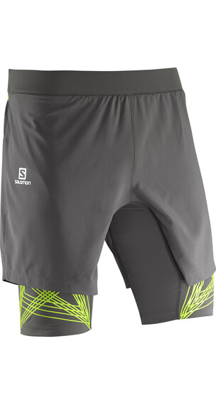 Salomon M's Intensity TW Short Galet Grey